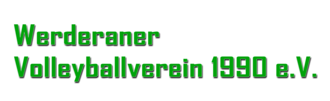 Werderaner Volleyballverein 1990 e.V.